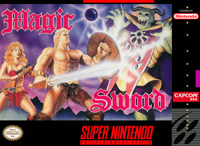 snes magic sword