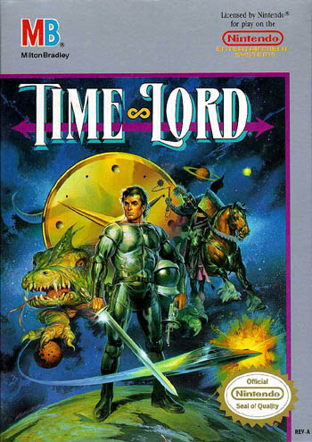 time lord nes cover