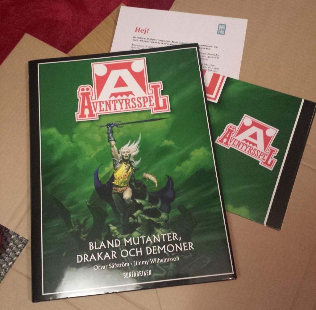 aventyrsspel-bok